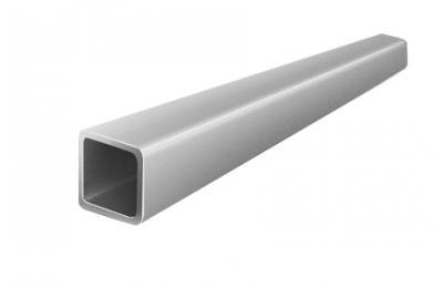 Алюминиевая профильная труба АД31, Т1 15x15x2x4000
