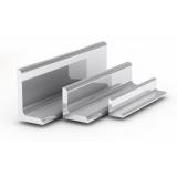 Алюминиевый уголок АМг5, пресс 75x7x7x50x6000