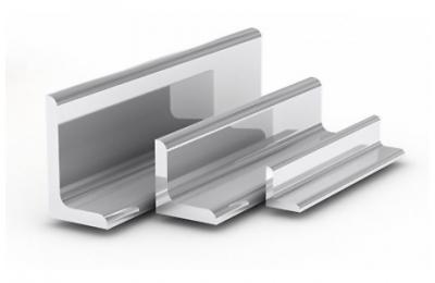 Алюминиевый уголок АМг3, пресс 60x6x6x60x6000